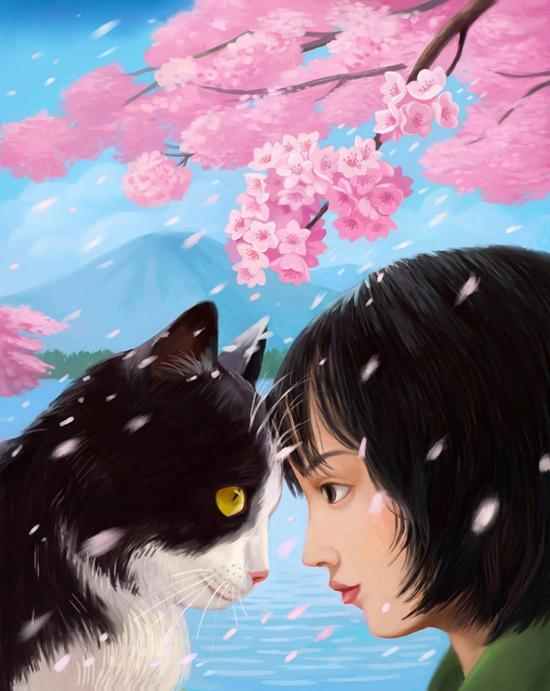 Ilustración Xu Hualing