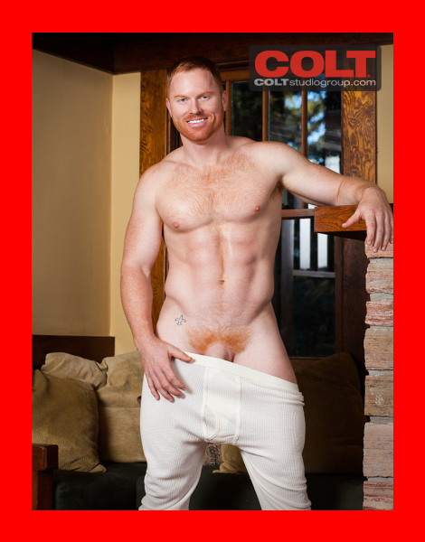 Seth Fornea's First Nude Scene for Colt Studios