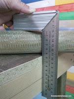 Cómo medir diámetro del poste de madera tratada. www.enredandonogaraxe.com