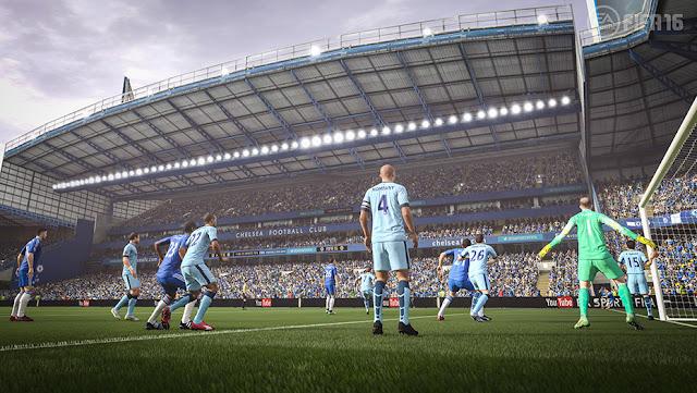 Fifa 16 Pc Full İndir Tek Link + Mega İndir