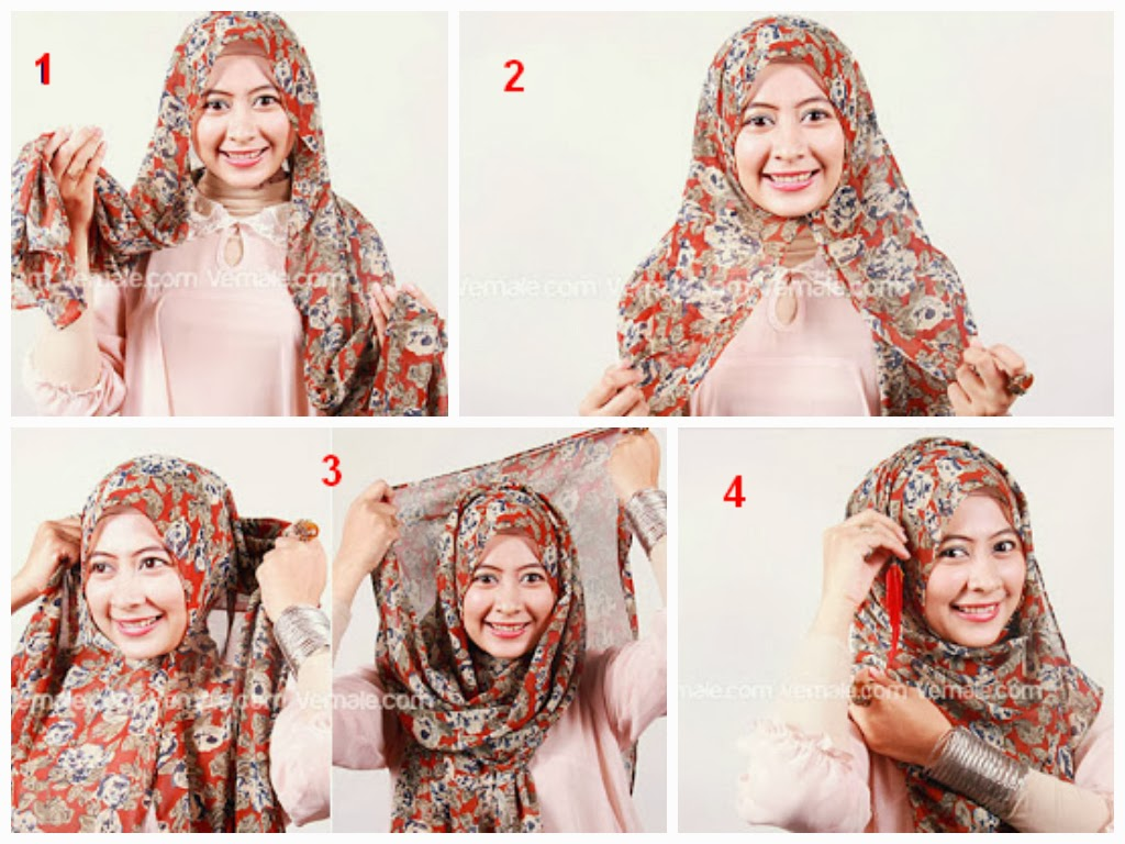 Discover Pins about Pashmina Hijab Tutorial on Pinterest. Wrap It Up ...