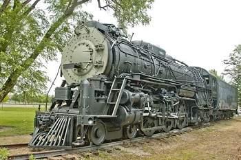 Trem bala a vapor andará a 210 km/h