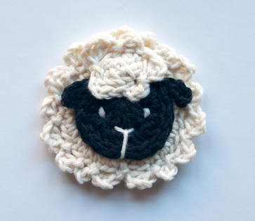 Martha Cow Pattern | Crochet Patterns - Free Vintage Crochet