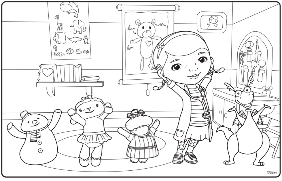 desenhos para colorir e imprimir desenhos para colorir doutora