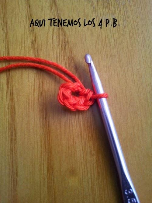 Collar de crochet ganchillo diy