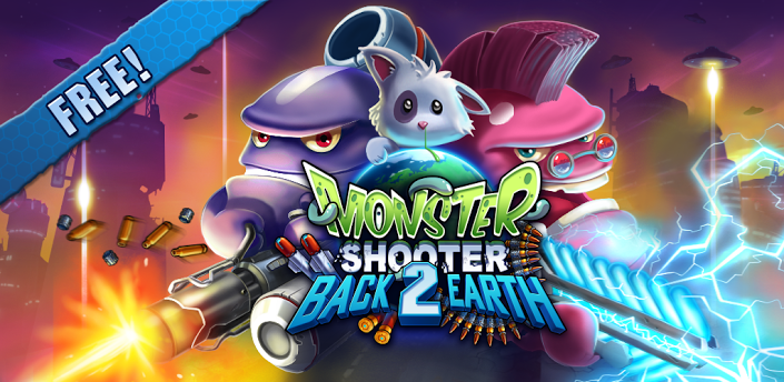 Monster Shooter 2 v1.1.711 Apk + Data Mod [Unlimited Money]