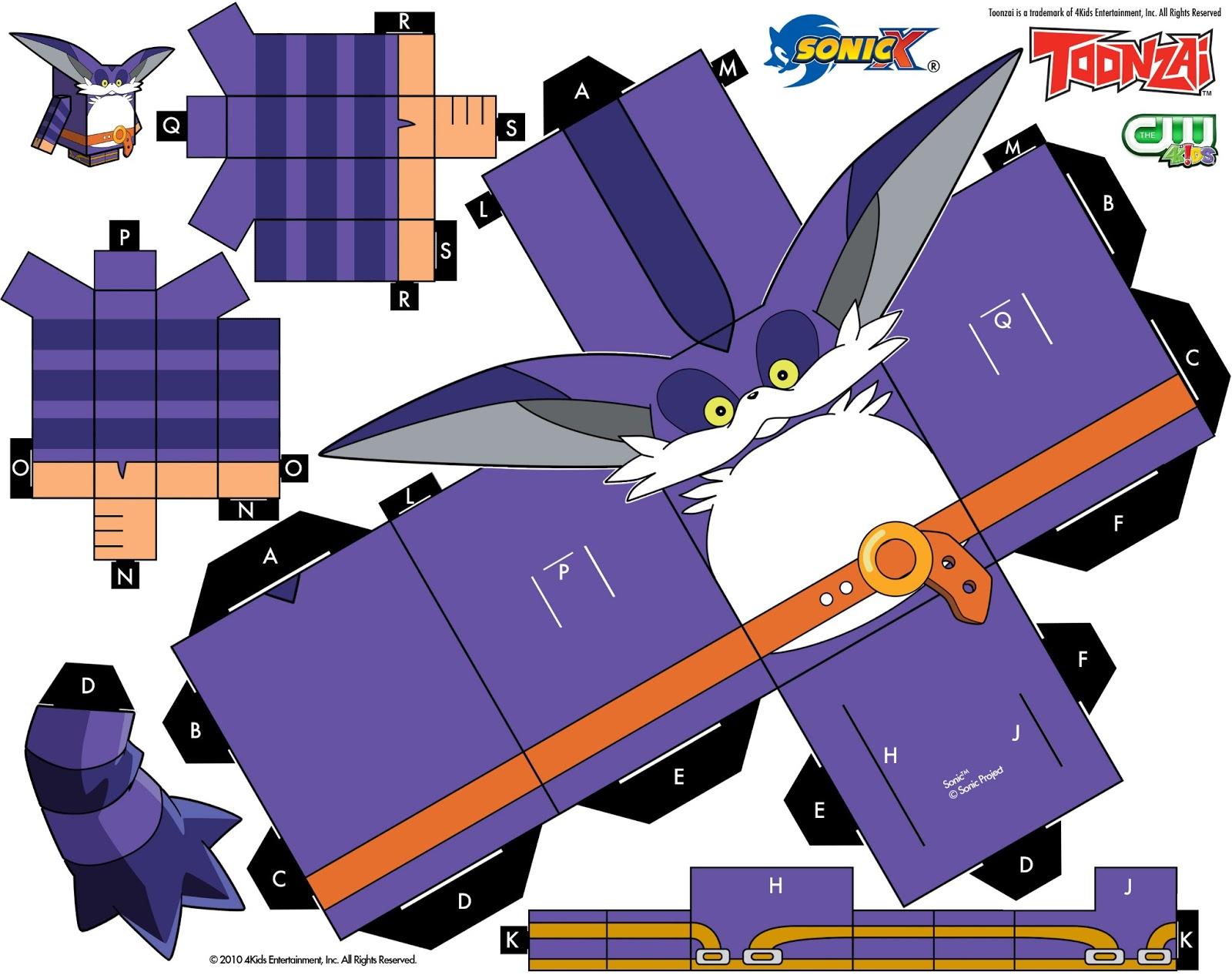 dini create:::..: Cubeecraft Shadow - Amy - DR.Eggman