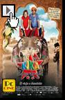 Kika Superbruja y el viaje a Mandolan