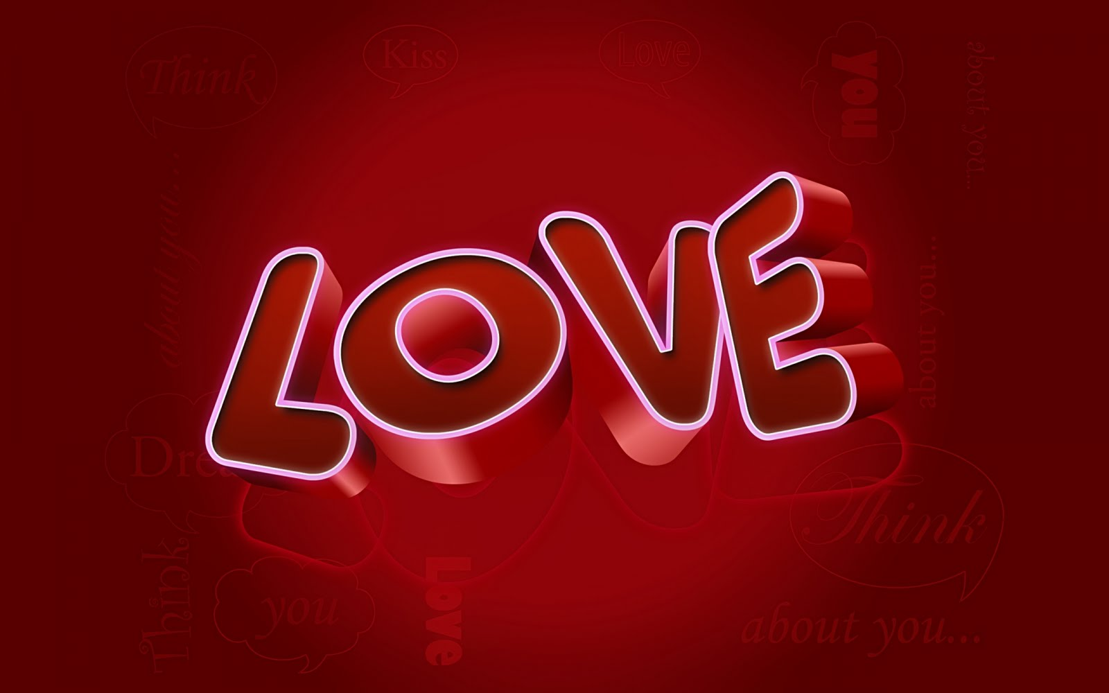 Wallpaper Love X : 8 wallpapers para el 14 de febrero (Imagenes de Amor)