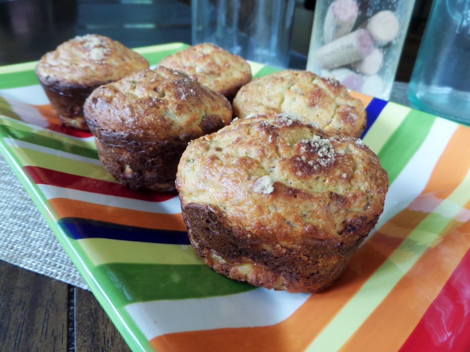 cheese muffin recipe dishmaps sun dried tomato cottage cheese muffin ...