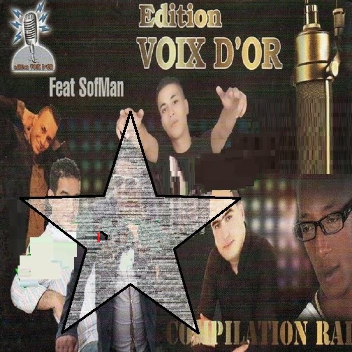 Compilation Raï Voix D'Or 2014