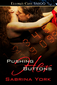 Pushing Her Buttons by Sabrina York