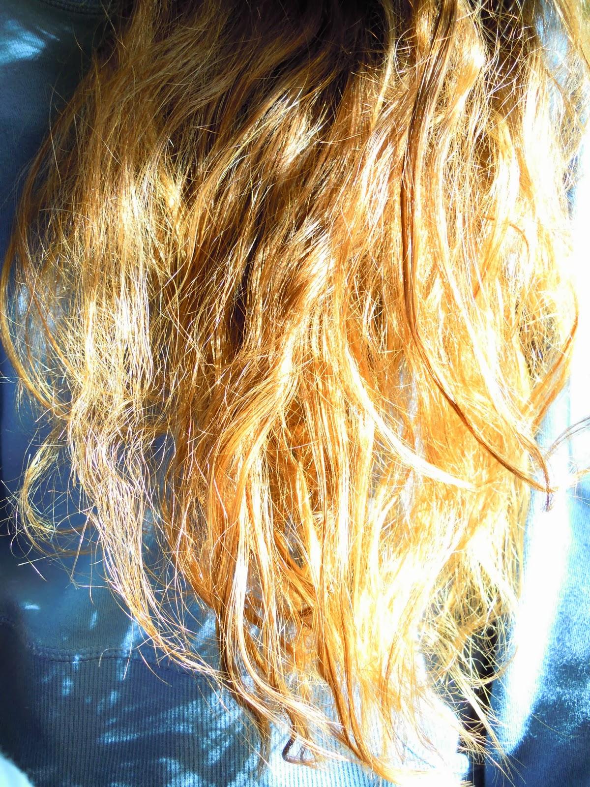 Mój plan na pięlegnacje włosów przez najbliższy czas LUTY 2014