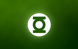 Marvel Green Lantern Logo HD Wallpaper
