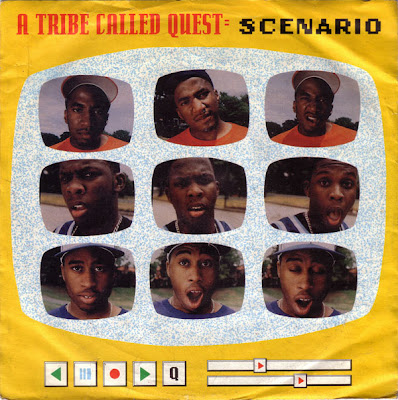 A Tribe Called Quest – Scenario (VLS) (1992) (192 kbps)