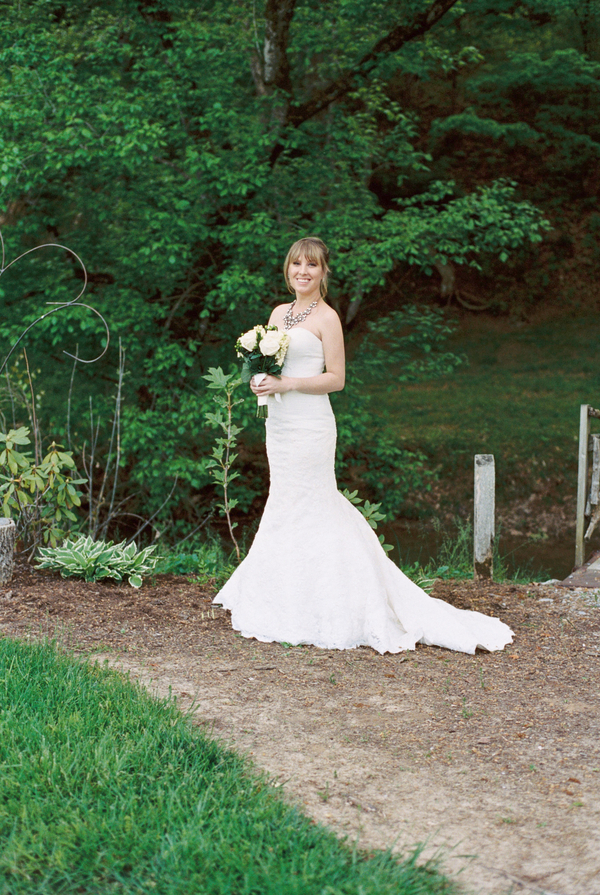The Southeastern Bride | Michelle Lea Photographie