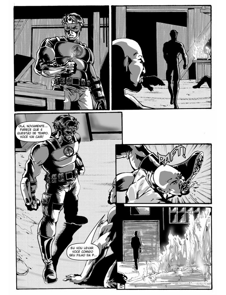 Guardião Noturno 2 - Página 19