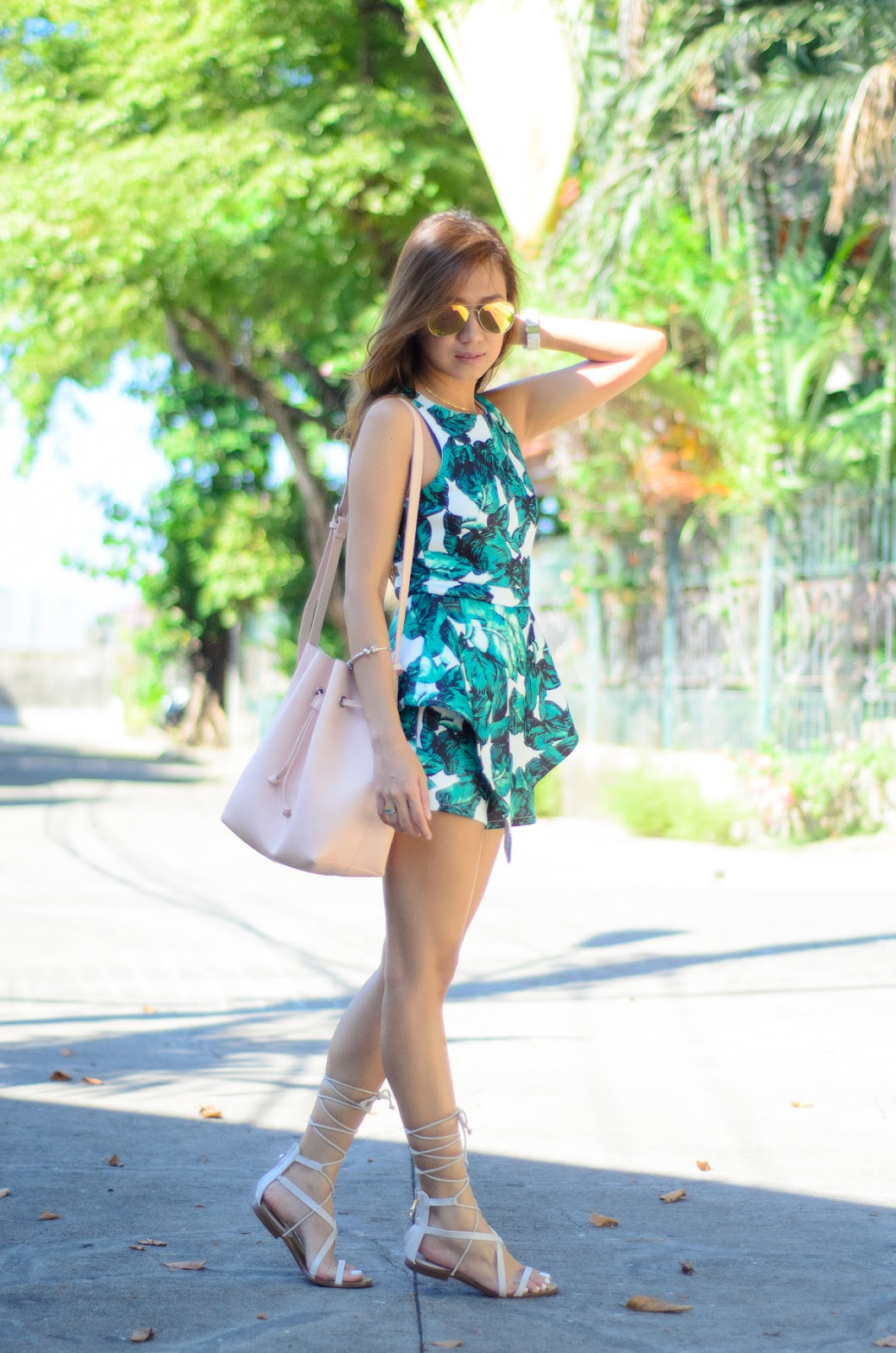 OUTFIT OF THE DAY, Cebu Fashion Bloggers, SM GTW, Romper, Cebu Bloggers, Cebu Fashion Blogger, Mango, Philippine Street Fashion,