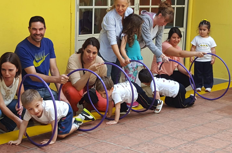 2 TT - CLASE ABIERTA DE EDUCACIÓN FÍSICA - 2016