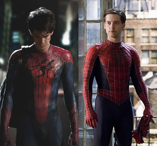 Whos the better SpiderMan Andrew Garfield or Tobey