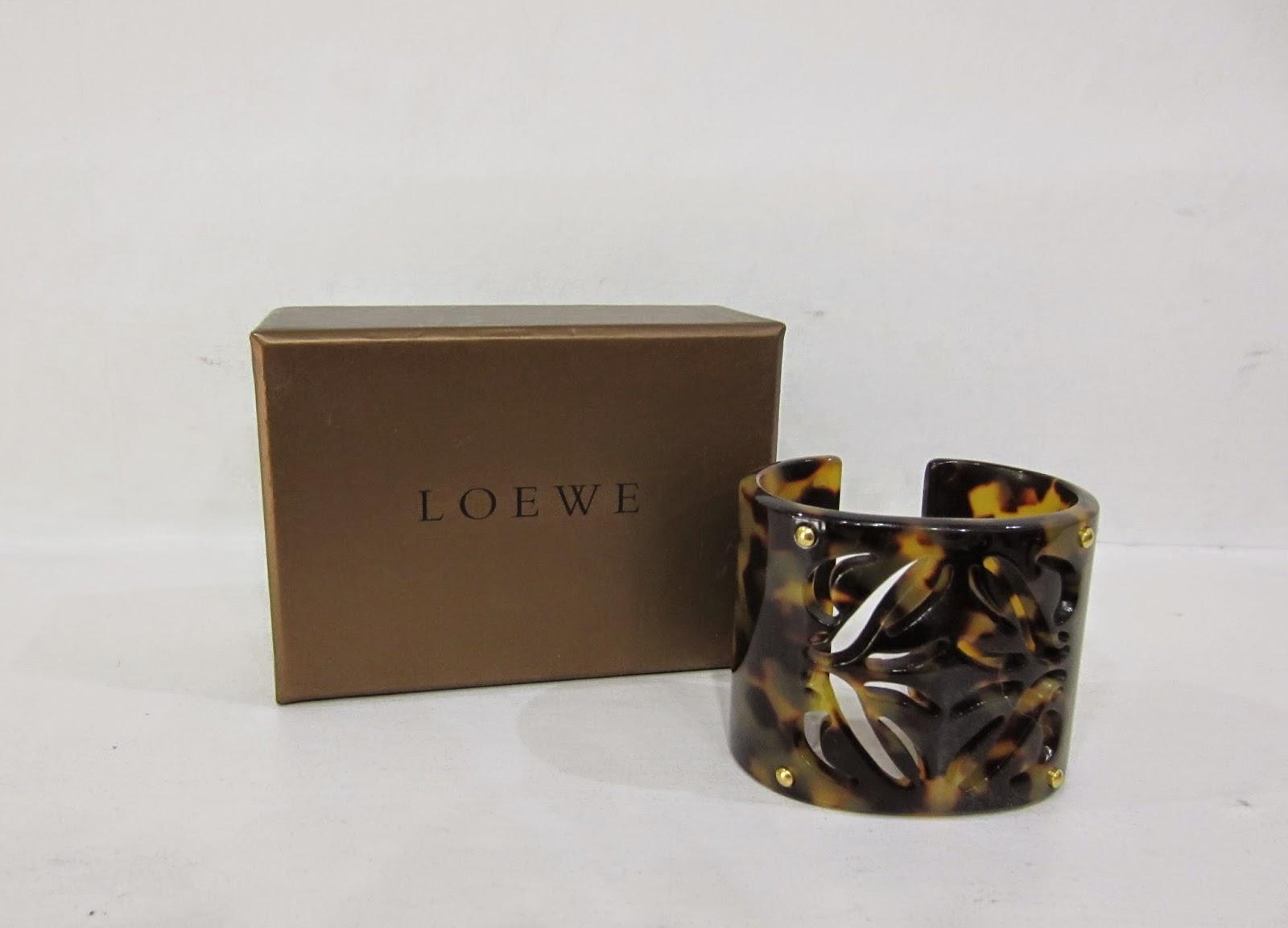 Loewe Resin Cuff