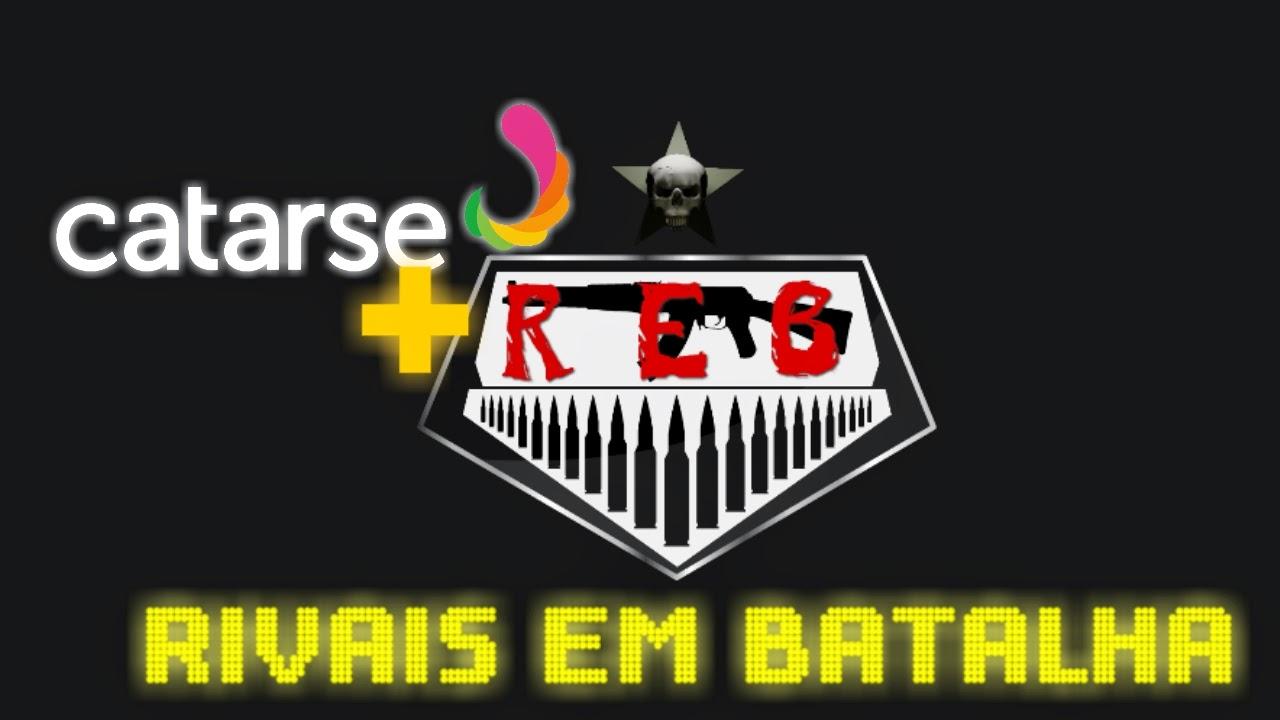 APOIE A CAMPANHA DO RIVAIS EM BATALHA NO CATARSE!