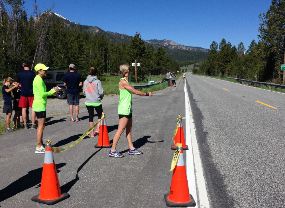 Sawtooth Relay, Galena Summit, Relay Race Idaho, Idaho Runners
