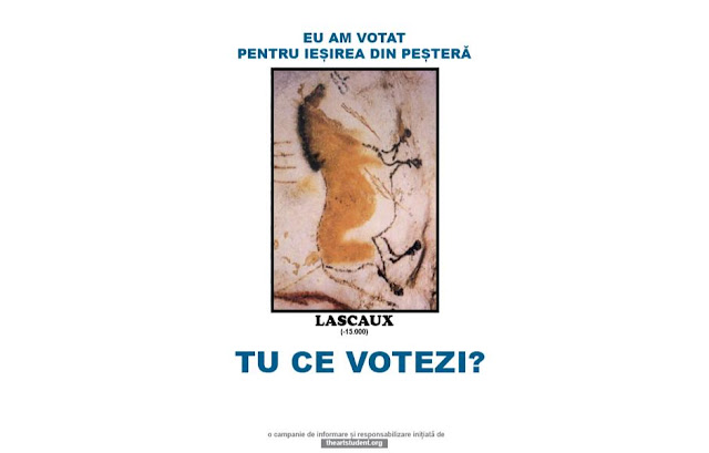 the art student vote campaign university of arts iasi art students initiatives marina abramovic