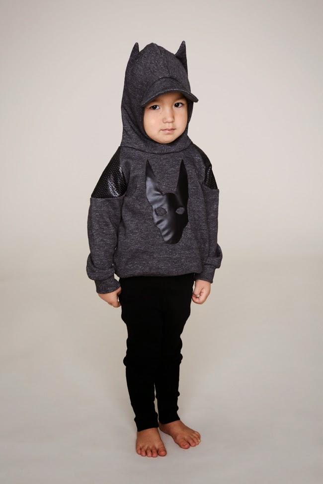 Bang Bang Copenhagen SS15 - fox hoodie