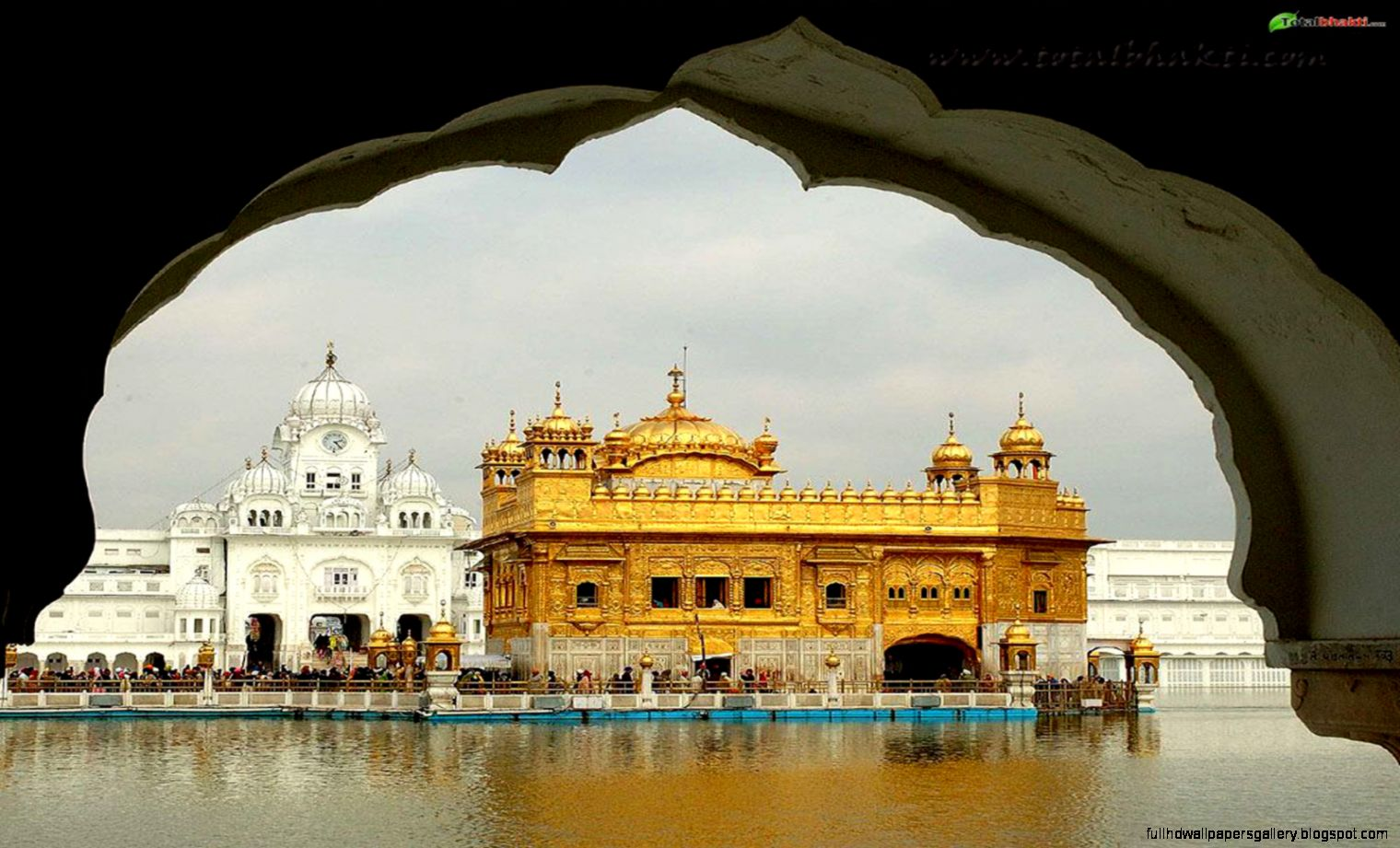 Golden Temple Amritsar Wallpaper | Full HD Wallpapers