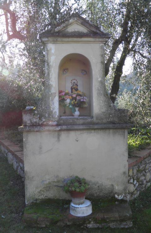 Tabernacoli italiani bagno a ripoli madonna for Bagno a ripoli firenze mappa