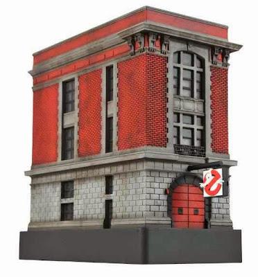 Diorama Los Cazafantasmas Edificio