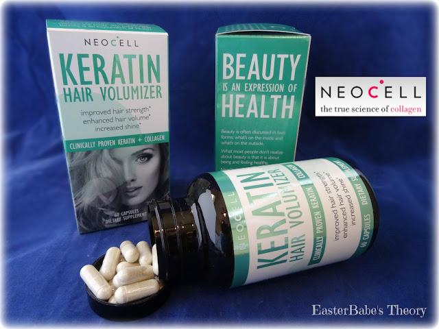 NeoCell Keratin Hair Volumizer Supplement