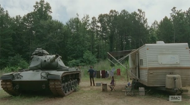 The Walking Dead 4x07 - Dead Weight