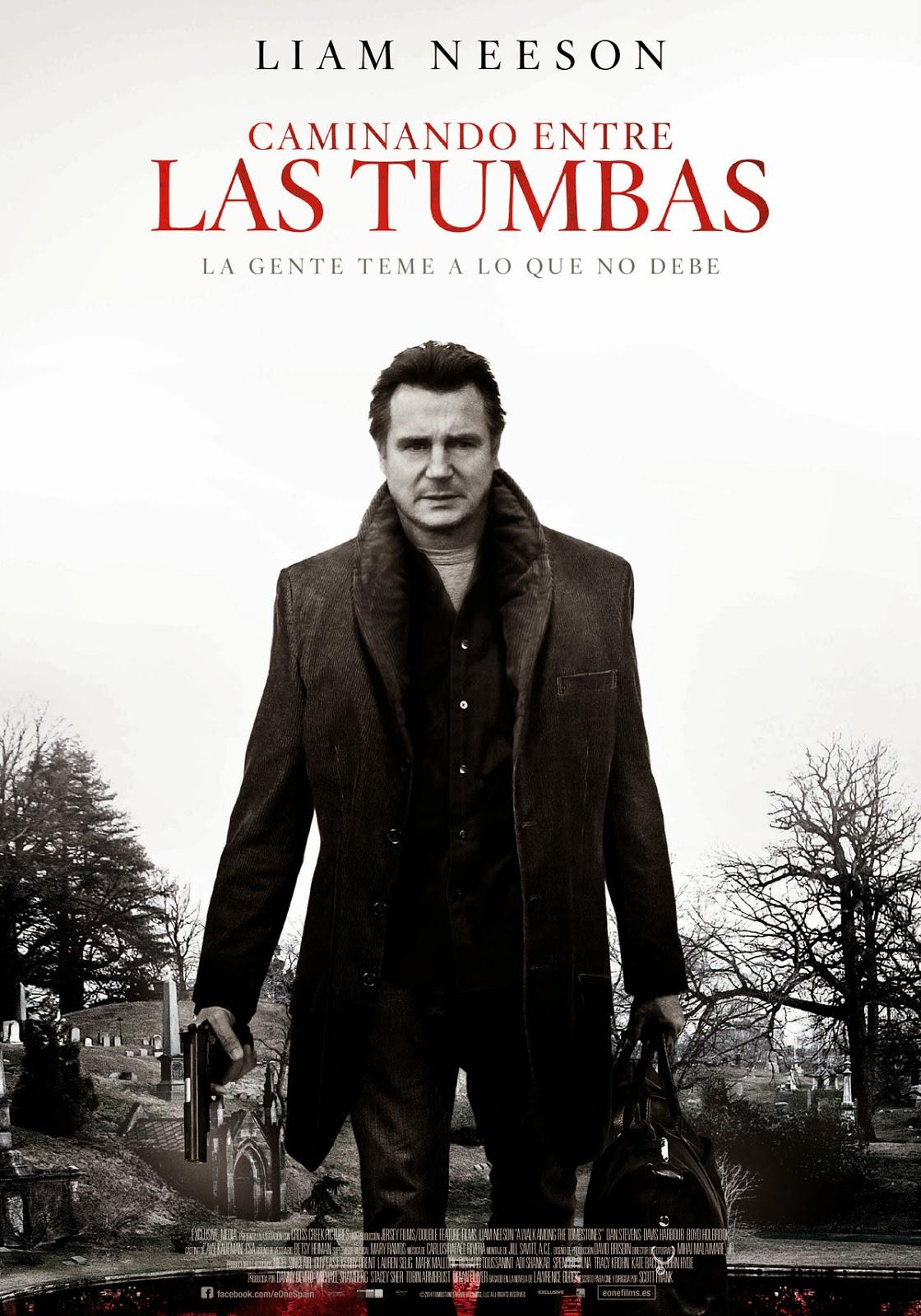 Caminando entre las Tumbas (2014) de Scott Frank