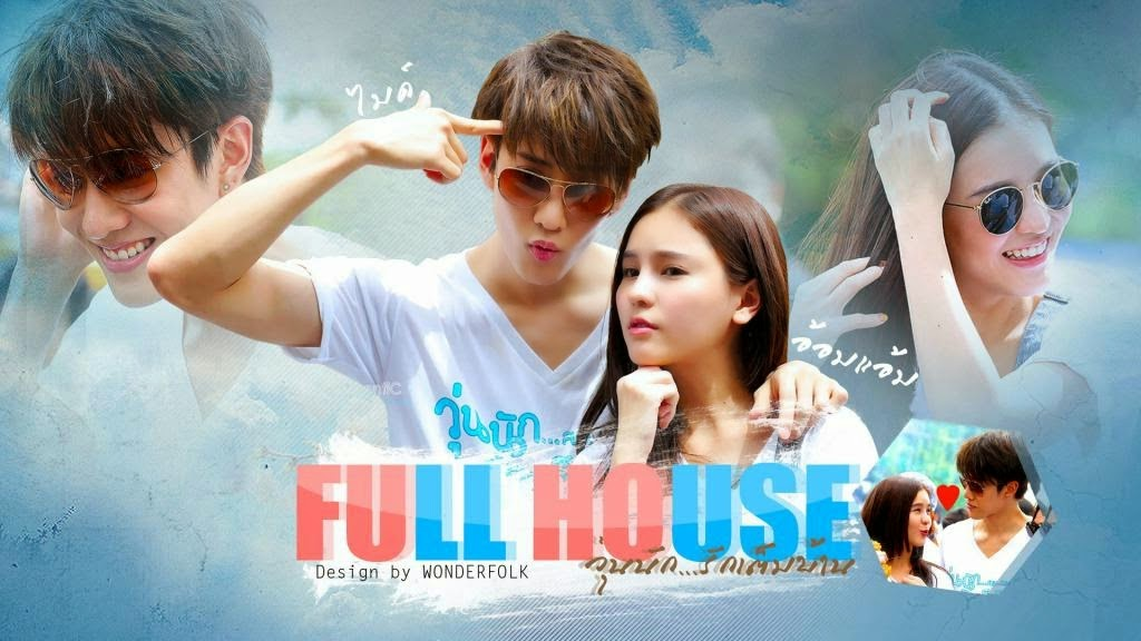 Ngôi Nhà Hạnh Phúc (Thái Lan) Trọn bộ Vietsub   Thuyết minh - Full House Thai Version (2014)