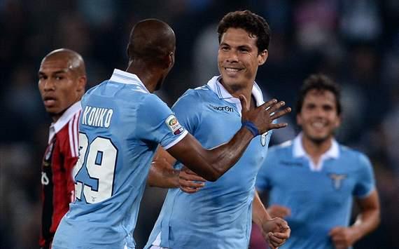 Hasil Pertandingan Lazio vs AC Milan 2-3, 21 Oktober 2012