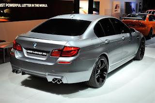 BMW,BMW M5,BMW M5 2012,2012 BMW M5