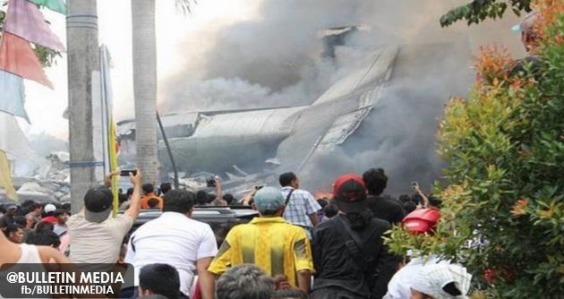 Pesawat Hercules Milik Tentera Udara Indonesia Terhempas: 20 disahkan maut