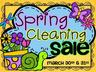 Kindercraze Spring Cleaning Sale