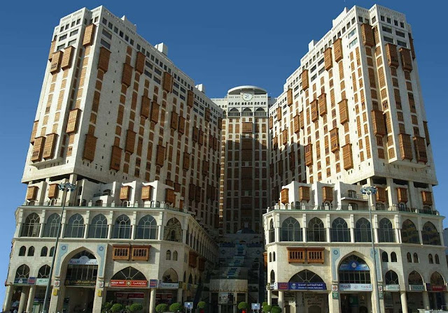 5 Star Hotels in Makkah Near Haram