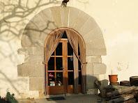 El portal adovellat de Can Miret