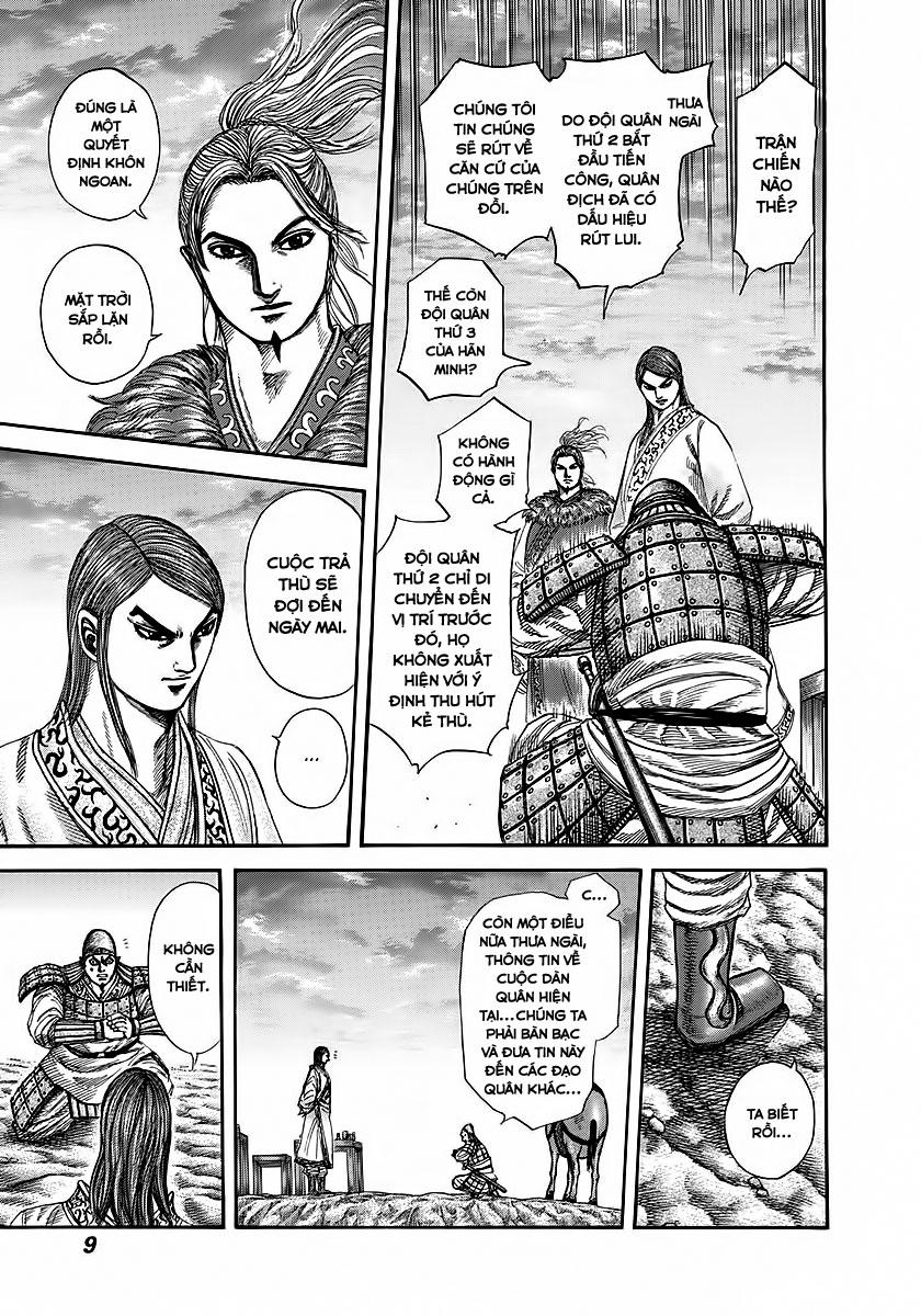 Kingdom – Vương Giả Thiên Hạ (Tổng Hợp) chap 284 page 8 - IZTruyenTranh.com