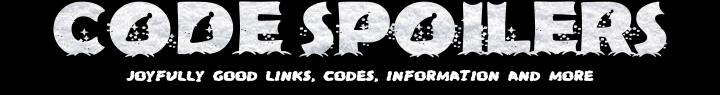 Code Spoilers