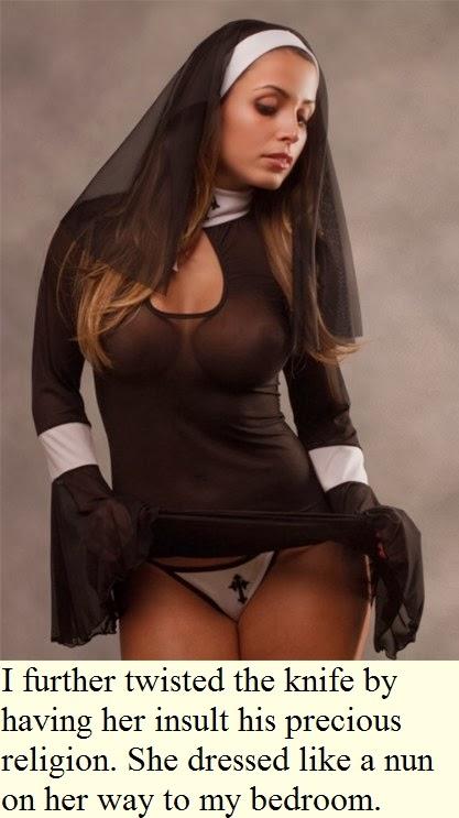 фото эротика монашки