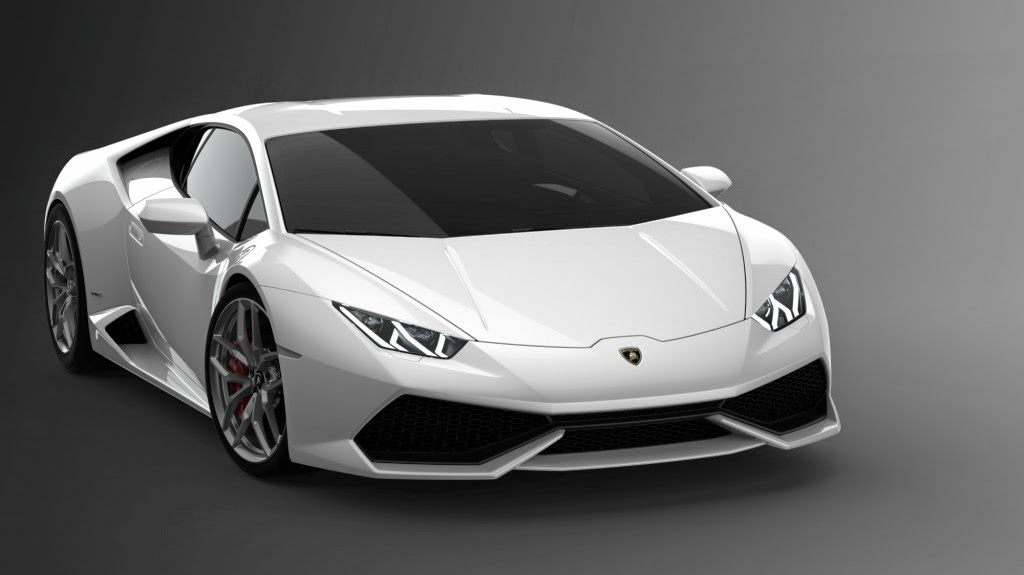 Lamborghini Huracan LP 610-4 HD Wallpaper