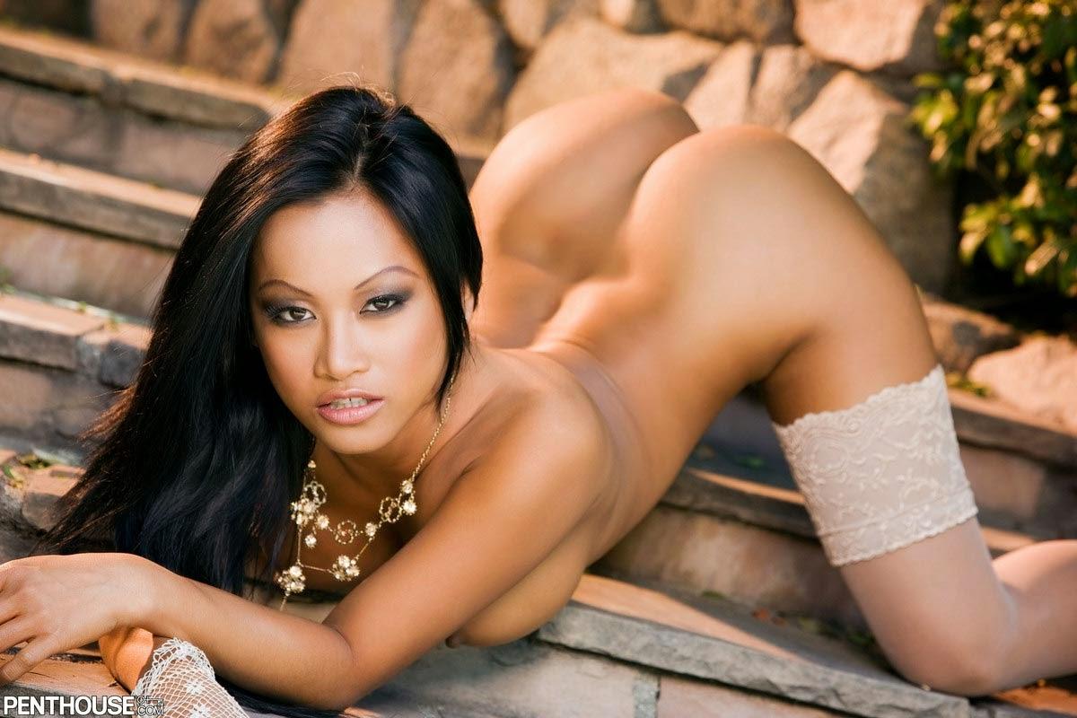 Парковой порноактрисы азиатской внешности