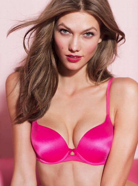 Karlie Kloss for Victoria's Secret, December 2012