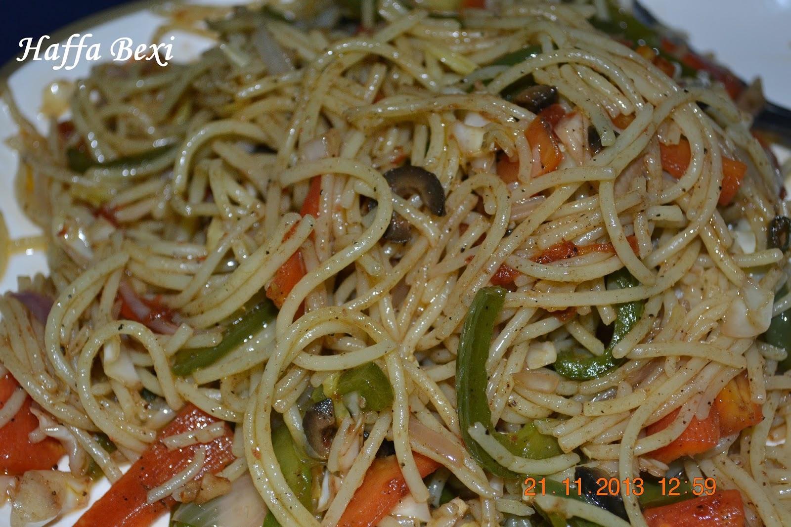 Capsicum, Macaroni, Pasta, Pasta & Spaghetti, Peas, Potato, Snacks, Sphagettis