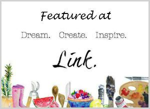 I Was Featured on Dream. Create. Inspire